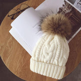 Youth/Adult Pom Beanie (PRE-ORDER)