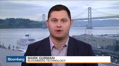 Mark Gurman of Bloomber Technology
