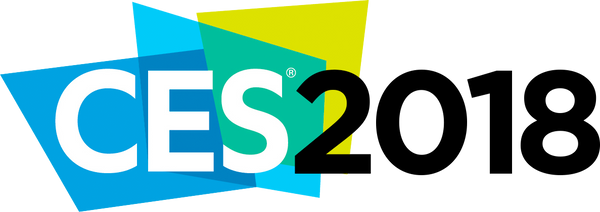 CES 2018 poster