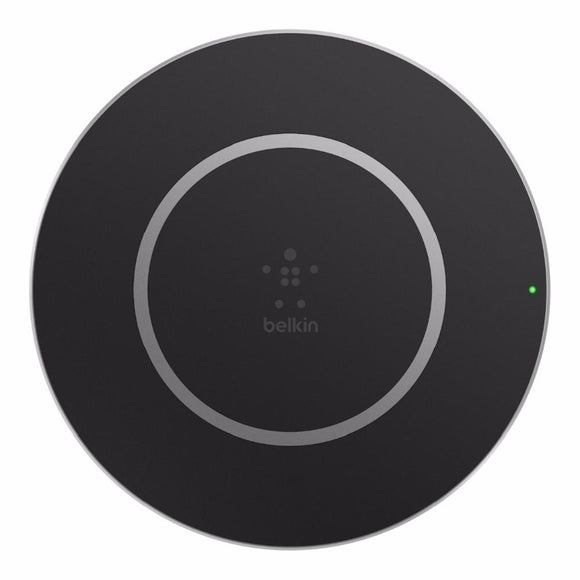 The Belkin BOOST↑UP 15W Wireless Charging Pad Black