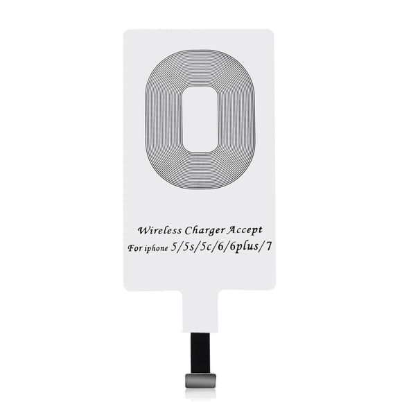 CHOETECH Qi Wireless Charging Receiver for iPhone