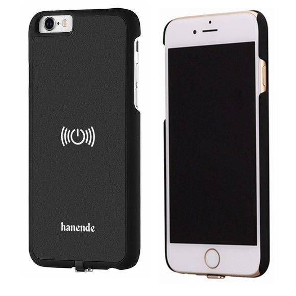 hanende Wireless Receiver Case back and front