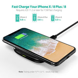 RAVPower Hyper Air Charging Pad fast charge for your iPhone
