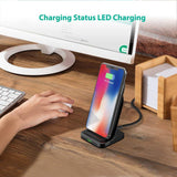 RAVPower HyperAir Charging Stand charging status LED charging