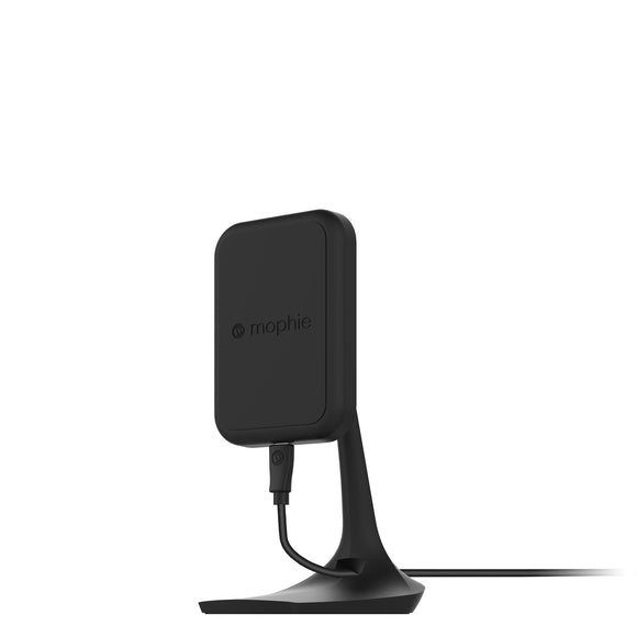 mophie Charge Force Desk Mount side angle