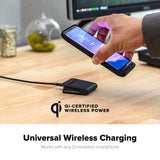 mophie Charge Stream Pad Mini universal wireless charging