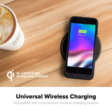 Mophie Juice Pack Air Charge Force Battery Case universal wireless charging