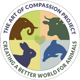 Art of Compassion Project Badge