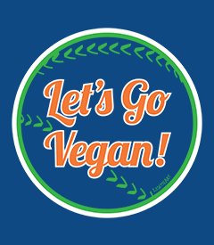 Let's Go Vegan
