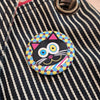 """CMYKat"" 1.5"" Round Pinback Cat Button"