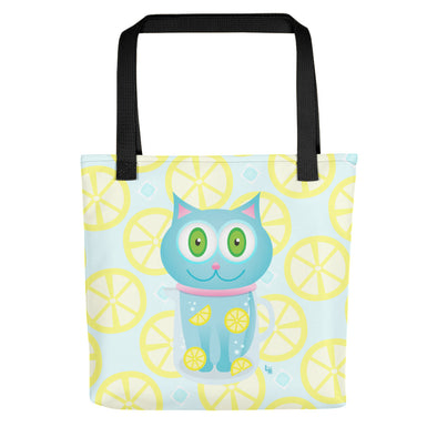 """Feeling Refreshed"" Tote Bag"