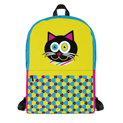 """CMYKat"" Cat Backpack"
