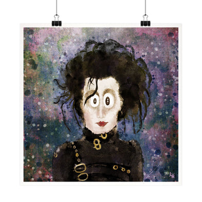 """The Original Edward"" Whimsical Fine Art Print"