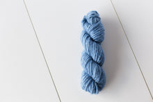 Alpine Blue | Bulky Alpaca/Highland Wool
