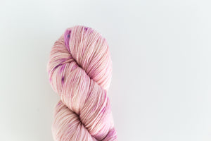 Freckled Pink | Fingering Sustainable New Merino