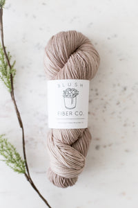 Oyster | Fingering Sustainable New Merino