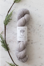 Feather Gray | Fingering Baby Alpaca