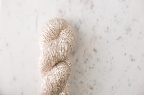 Sand | Silk / Kid Mohair / Nylon