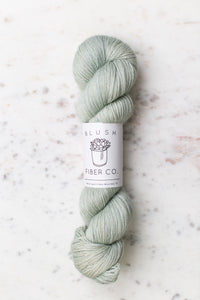 Soft Mint | Fingering Baby Alpaca
