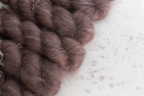 Coffee House | Mohair Lace