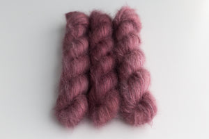 Raisin | Mohair / Silk