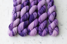 Grape Twist | Blush Mini 4Ply