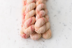 Peach Tea | Blush Mini Single Ply