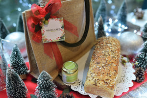 Abaca Bread Basket