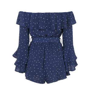 Starry Nights Romper