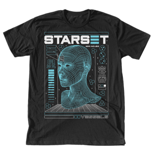 BIOMETRIC T - STARSET Merchandise
