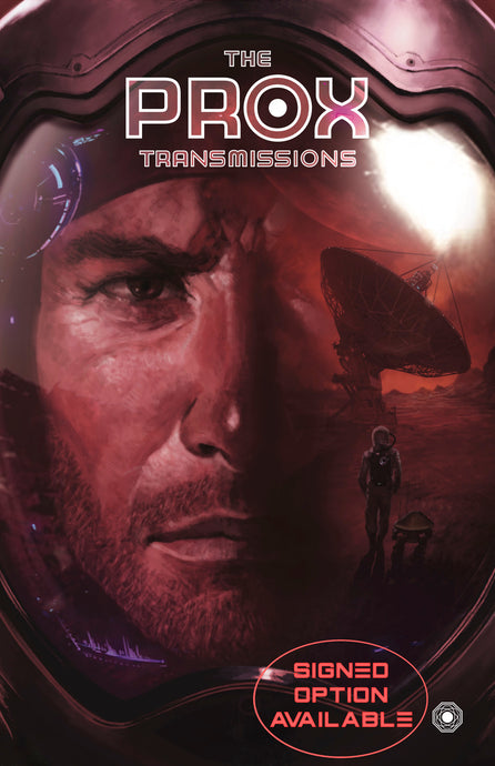 THE PROX TRANSMISSIONS MARVEL GRAPHIC NOVEL - STARSET Merchandise