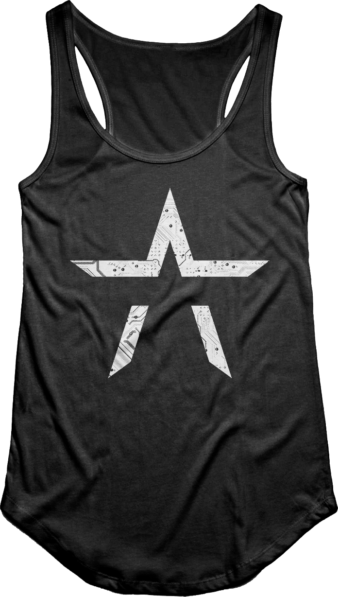 STAR FEMALE TANK - STARSET Merchandise