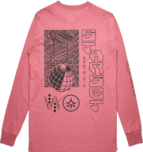 NUMBERS LONG SLEEVE - STARSET Merchandise