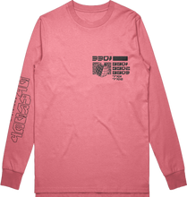 NUMBERS LONG SLEEVE