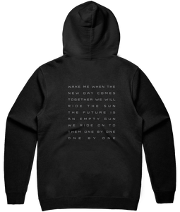 DIVISIONS ONE BY ONE HOODIE - STARSET Merchandise