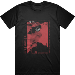 RED FOG T - STARSET Merchandise