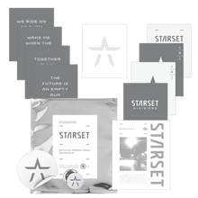 DIVISIONS Orientation Packet + Digital Download of 'DIVISIONS' - STARSET Merchandise
