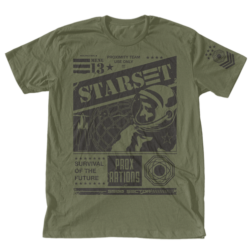 RATION T - STARSET Merchandise