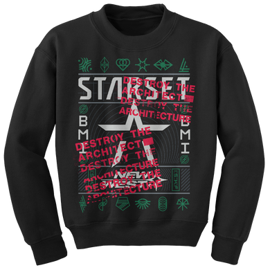 **Limited Edition** REBEL HOLIDAY SWEATER - STARSET Merchandise