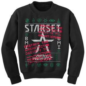 **Limited Edition** REBEL HOLIDAY SWEATER