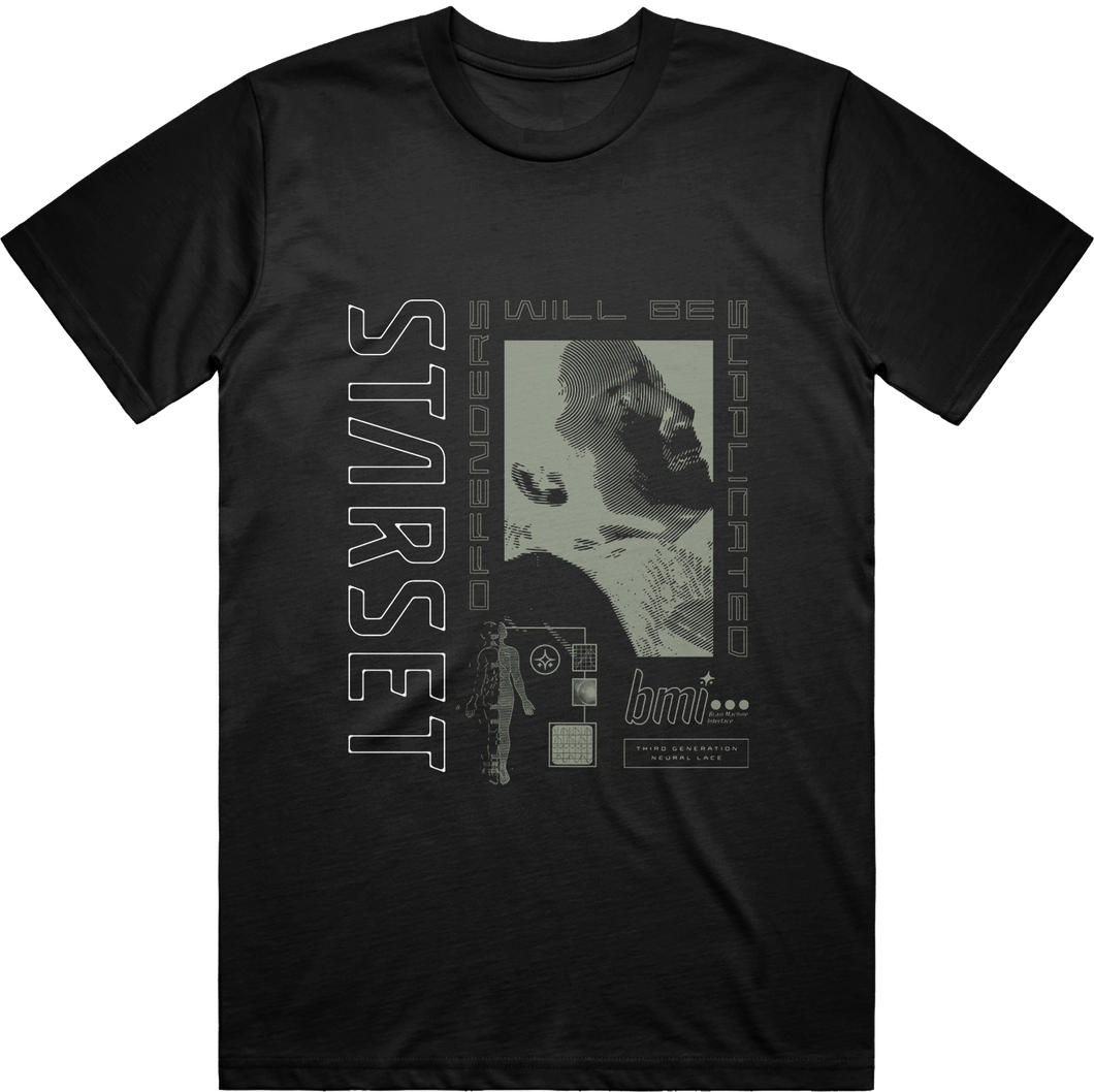 SUPPLICANT T - STARSET Merchandise