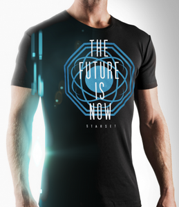 THE FUTURE IS NOW T - STARSET Merchandise