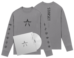 DIVISIONS LP AND DIVISIONS SINGLES LONG SLEEVE - STARSET Merchandise