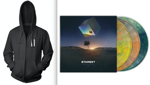 VESSELS 2.0 LP & Faction ZipHoodie - STARSET Merchandise