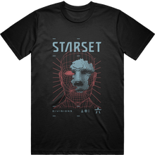 DIVISIONS WORLD TOUR TEE - STARSET Merchandise