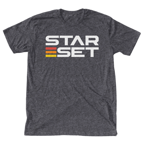 TITLE LOGO T **IMMERSION TOUR MERCH - STARSET Merchandise