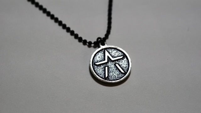 STARSET 'STAR LOGO' NECKLACE