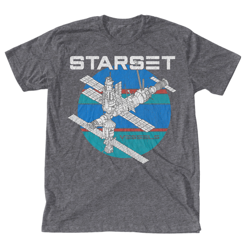 SATELLITE T - STARSET Merchandise