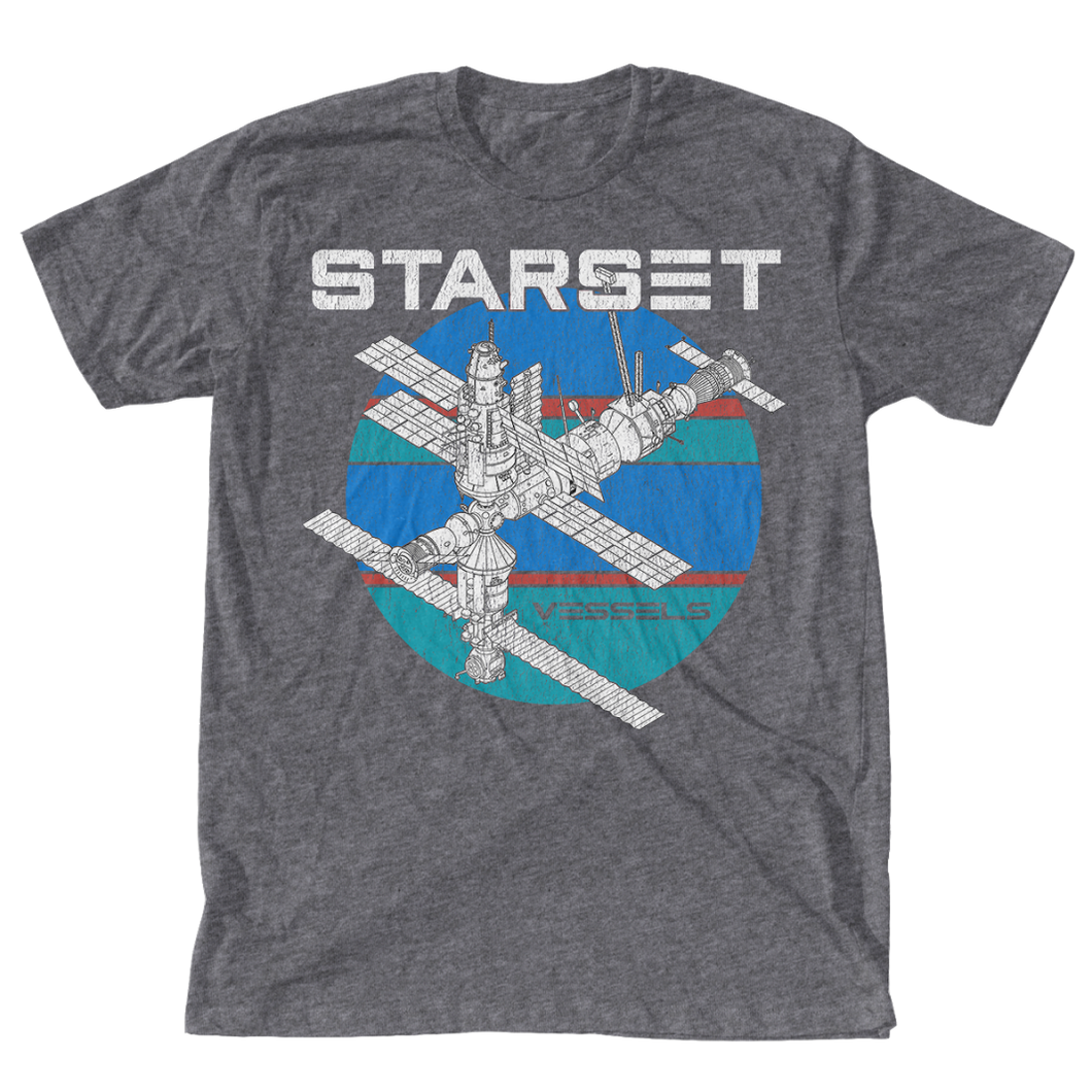 SPACESTATION T - **IMMERSION TOUR MERCH - STARSET Merchandise