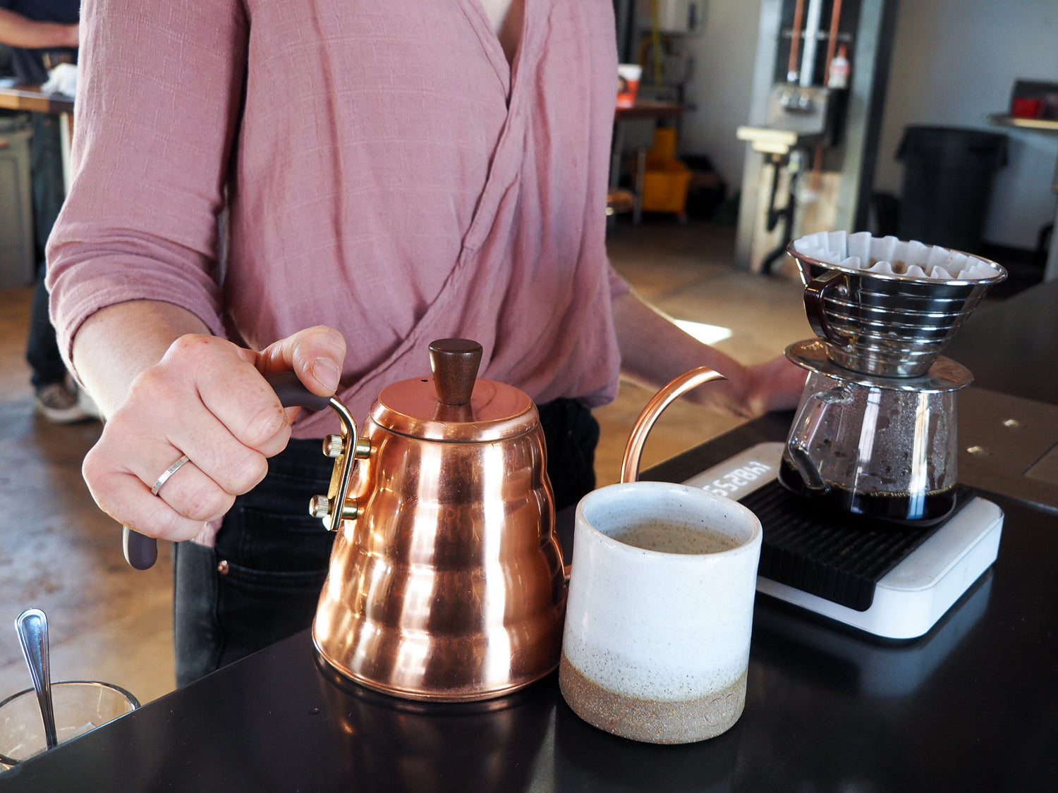Coffeebar | At the Bar: Shelby G.